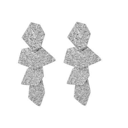 New Fashion Personality Irregular Shape Earrings
