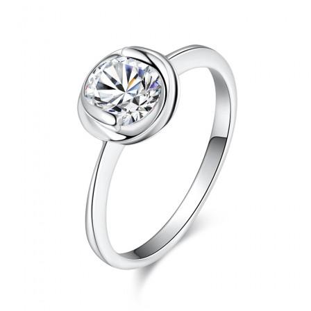 Women Diamond Ring Wedding Engagement Ring