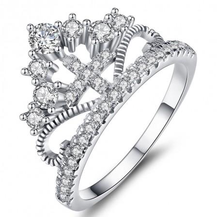Crown Ring 925 Silver Ring