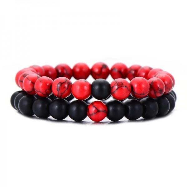 Ruby Distance Bracelets