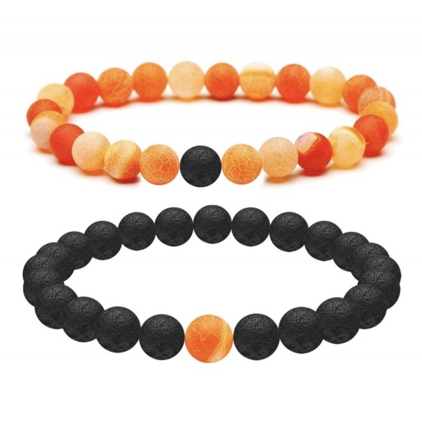 Sunset Distance Bracelets