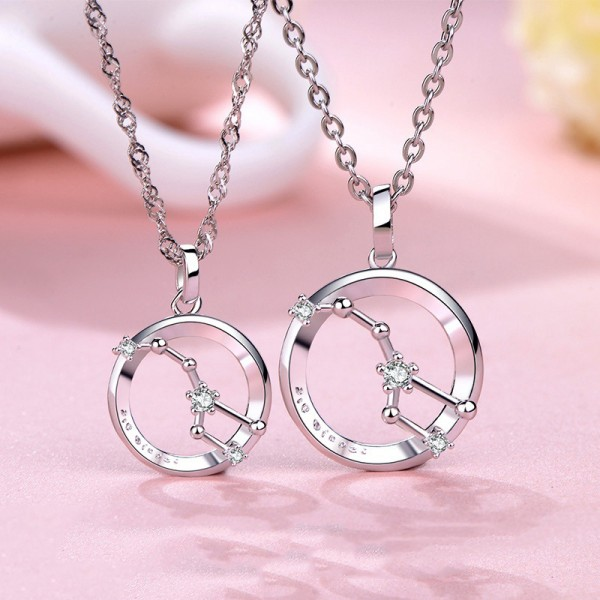 Creative Constellation Lovers Necklaces For Couples