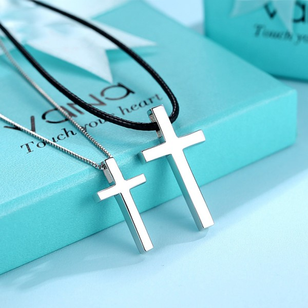 Personality Cross Modeling For Lovers Pendants Necklacess