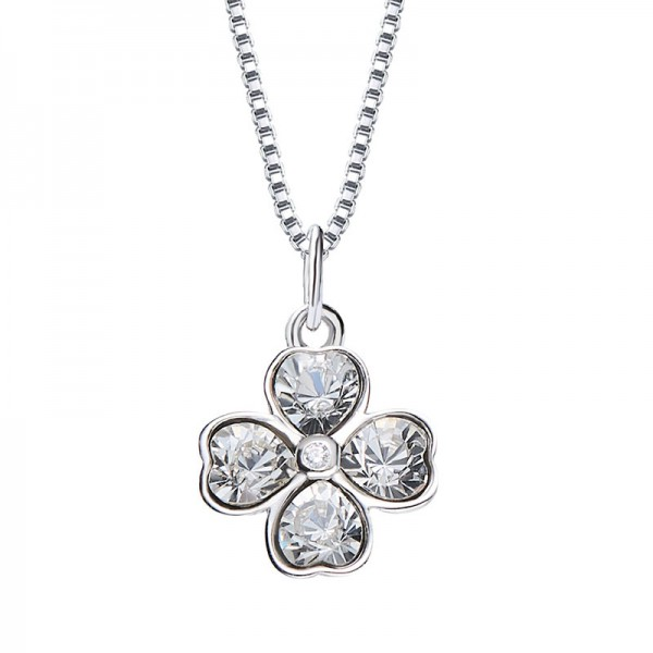 S925 Clover Necklace
