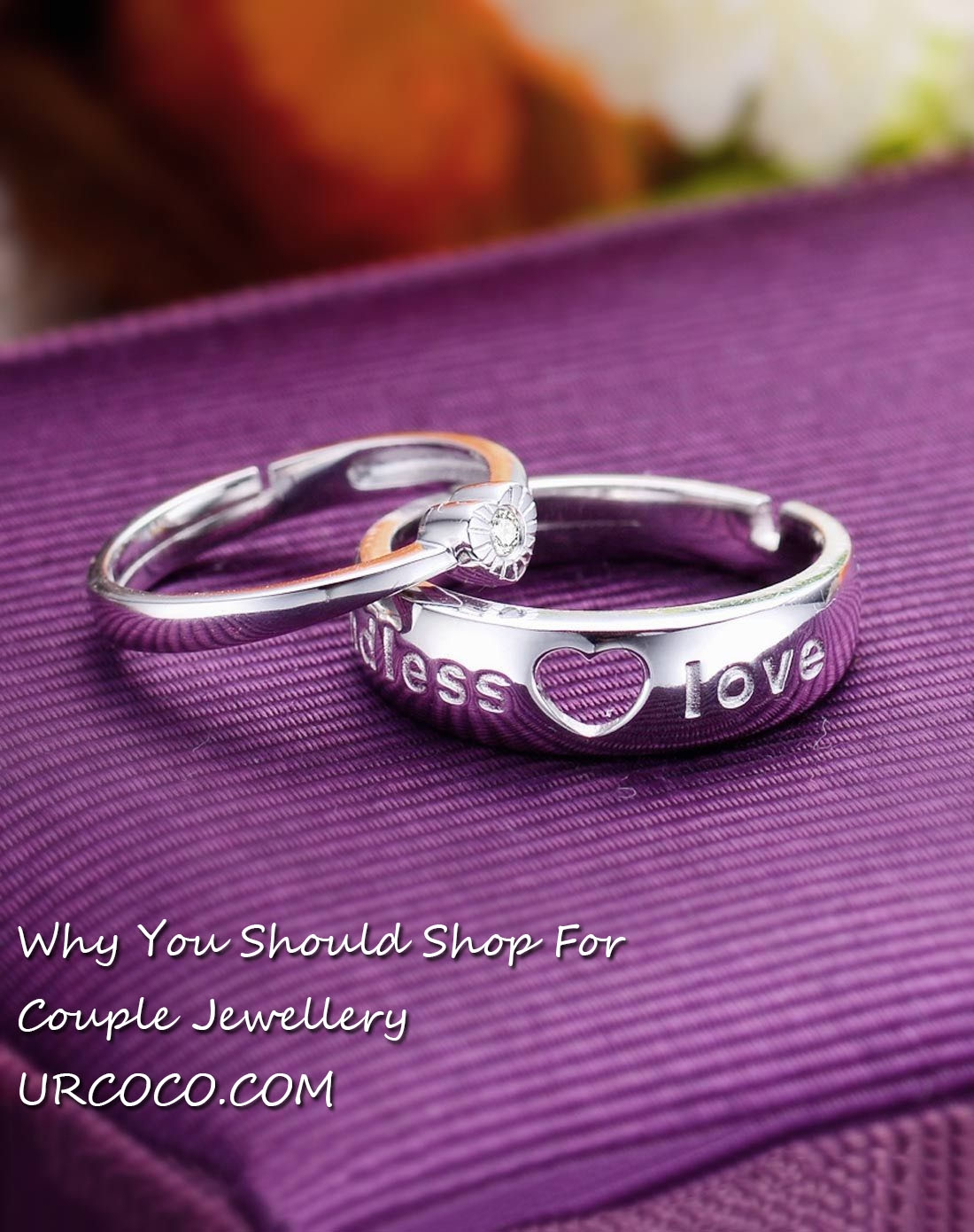 Why You Should Shop For Couple Jewellery